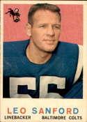 1959 Topps #149 Leo Sanford EX/NM