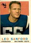 1959 Topps #149 Leo Sanford VG Very Good