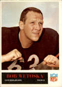 1965 Philadelphia #27 Bob Wetoska EX Excellent