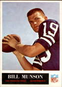 1965 Philadelphia #93 Bill Munson NM Near Mint RC Rookie