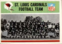 1965 Philadelphia #155 Cardinals Team EX/NM