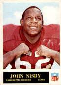 1965 Philadelphia #192 John Nisby NM Near Mint