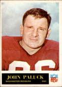 1965 Philadelphia #193 John Paluck EX/NM