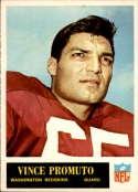 1965 Philadelphia #194 Vince Promuto EX/NM