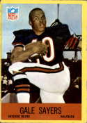 1967 Philadelphia #35 Gale Sayers G Good Browns