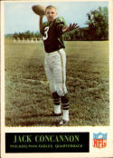1965 Philadelphia #131 Jack Concannon VG/EX Very Good/Excellent RC Rookie