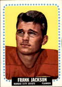 1964 Topps #102 Frank Jackson EX Excellent SP