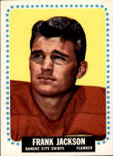 1964 Topps #102 Frank Jackson EX/NM SP