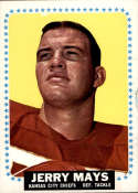 1964 Topps #104 Jerry Mays EX++ Excellent++ SP