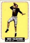 1964 Topps #126 Mike Taliaferro EX/NM