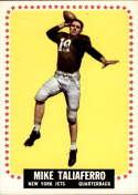 1964 Topps #126 Mike Taliaferro NM Near Mint