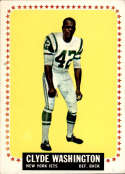 1964 Topps #129 Clyde Washington EX Excellent
