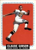 1964 Topps #138 Claude Gibson EX Excellent