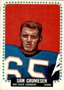 1964 Topps #158 Sam Gruneisen EX/NM