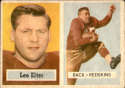 1957 Topps #36 Leo Elter VG/EX Very Good/Excellent RC Rookie