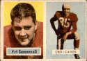 1957 Topps #14 Pat Summerall G Good