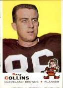 1969 Topps #234 Gary Collins G/VG Good/Very Good