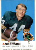 1969 Topps #237 Donny Anderson G/VG Good/Very Good