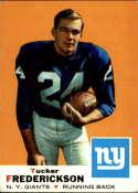 1969 Topps #15 Tucker Frederickson VG Very Good