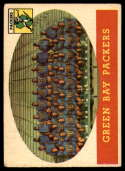 1958 Topps #96 Packers Team VG/EX Very Good/Excellent
