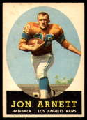 1958 Topps #20 Jon Arnett NM Near Mint RC Rookie