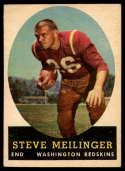 1958 Topps #33 Steve Meilinger EX++ Excellent++