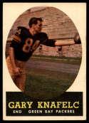 1958 Topps #56 Gary Knafelc EX++ Excellent++