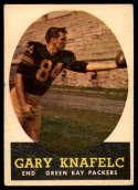 1958 Topps #56 Gary Knafelc EX Excellent