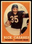 1958 Topps #53 Rick Casares G Good