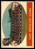 1958 Topps #85 Rams Team NM Near Mint