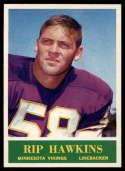 1964 Philadelphia #103 Rip Hawkins NM+