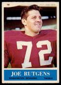 1964 Philadelphia #192 Joe Rutgens EX++ Excellent++