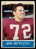 1964 Philadelphia #192 Joe Rutgens VG Very Good