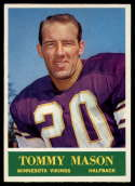 1964 Philadelphia #105 Tommy Mason NM Near Mint