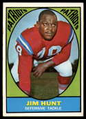1967 Topps #10 Jim Hunt EX Excellent RC Rookie