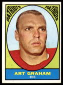 1967 Topps #12 Art Graham EX++ Excellent++