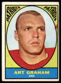 1967 Topps #12 Art Graham G/VG Good/Very Good