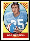 1967 Topps #48 Ode Burrell EX Excellent