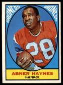 1967 Topps #35 Abner Haynes EX/NM
