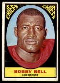 1967 Topps #69 Bobby Bell VG Very Good