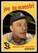 1959 Topps #64 Joe DeMaestri EX/NM