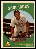 1959 Topps #75 Sam Jones EX++ Excellent++