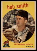 1959 Topps #83 Bob Smith UER EX Excellent