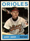 1964 Topps #22 Jerry Adair EX++ Excellent++