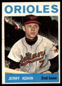 1964 Topps #22 Jerry Adair EX Excellent