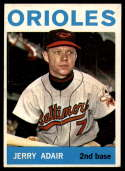 1964 Topps #22 Jerry Adair EX/NM