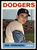 1964 Topps #30 Ron Perranoski NM Near Mint