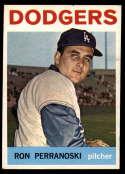 1964 Topps #30 Ron Perranoski EX/NM