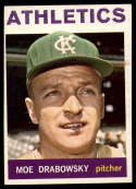 1964 Topps #42 Moe Drabowsky EX Excellent