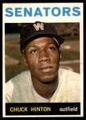 1964 Topps #52 Chuck Hinton EX/NM